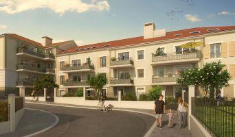 Vaujours programme immobilier neuve « Les Vergers Fénelon »