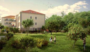Vaujours programme immobilier neuve « Les Vergers Fénelon »  (2)
