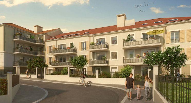 Photo n°1 du Résidence « Les Vergers Fénelon » programme immobilier neuf en Loi Pinel à Vaujours