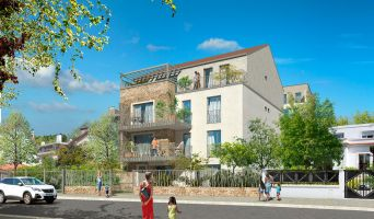Villemomble : programme immobilier neuf « Initial » en Loi Pinel