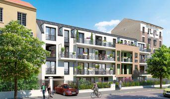 Villemomble : programme immobilier neuf «  n°218488 » en Loi Pinel