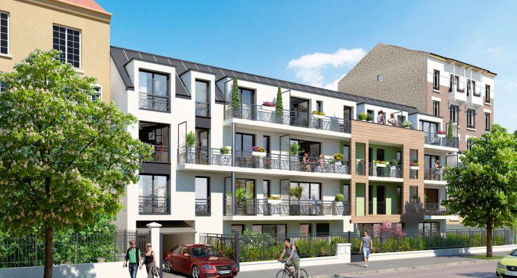 Photo du Résidence «  n°218488 » programme immobilier neuf en Loi Pinel à Villemomble