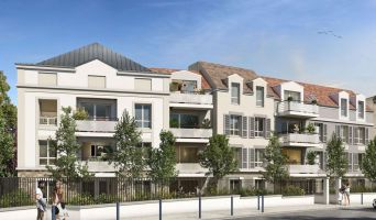 Villemomble programme immobilier neuf « Villa Mermoz » en Loi Pinel
