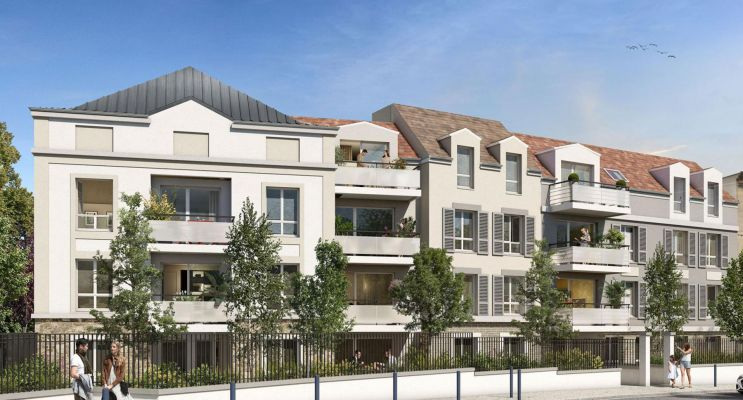 Villemomble programme immobilier neuf « Villa Mermoz