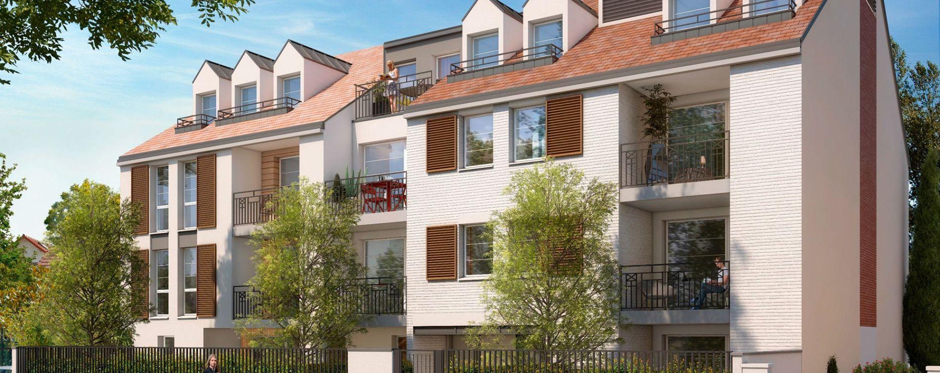 Résidence Villa Offenbach à Villemomble