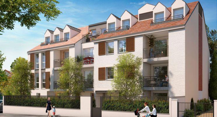 Photo du Résidence « Villa Offenbach » programme immobilier neuf en Loi Pinel à Villemomble