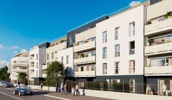 Photo du Résidence « Allure » programme immobilier neuf en Loi Pinel à Villepinte