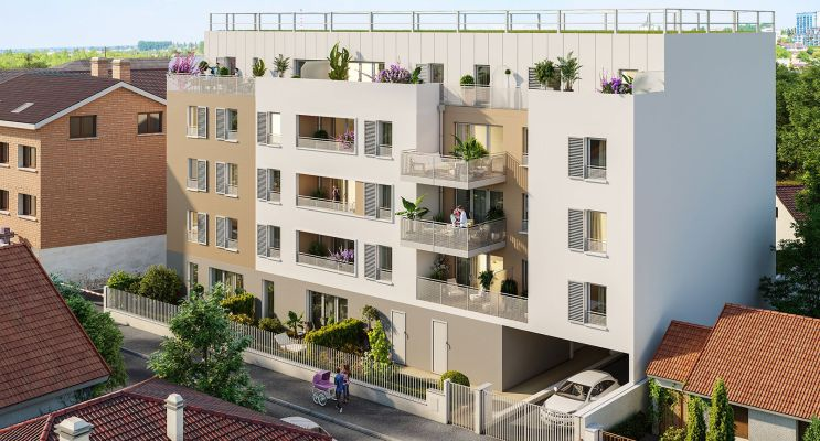 Photo du Résidence « Bel Avenir » programme immobilier neuf en Loi Pinel à Villepinte