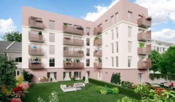 Photo du Résidence « Côté Village » programme immobilier neuf en Loi Pinel à Villepinte