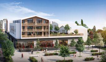 Photo du Résidence « Eden Green » programme immobilier neuf en Loi Pinel à Villepinte