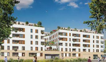 Photo du Résidence « Eloge » programme immobilier neuf en Loi Pinel à Villepinte
