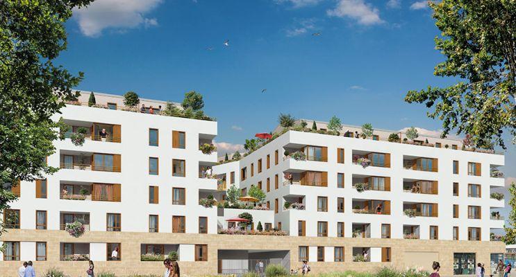 Résidence « Eloge » programme immobilier neuf en Loi Pinel à Villepinte n°1