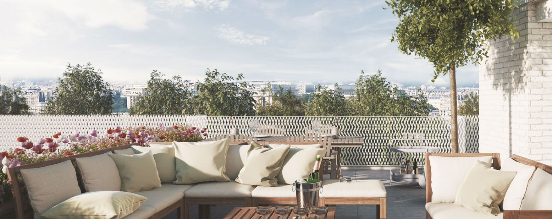 Villepinte : programme immobilier neuve « Greenwich » (3)