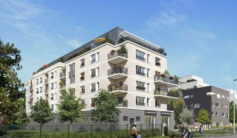Villepinte programme immobilier neuf « Le 175 » en Loi Pinel
