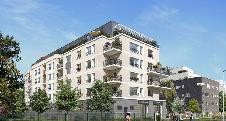 Villepinte : programme immobilier neuf « Le 175 » en Loi Pinel