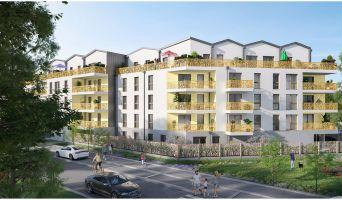 Villepinte programme immobilier neuve « Le 41 » en Loi Pinel