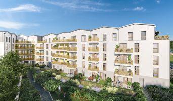 Villepinte programme immobilier neuve « Le 41 » en Loi Pinel  (2)