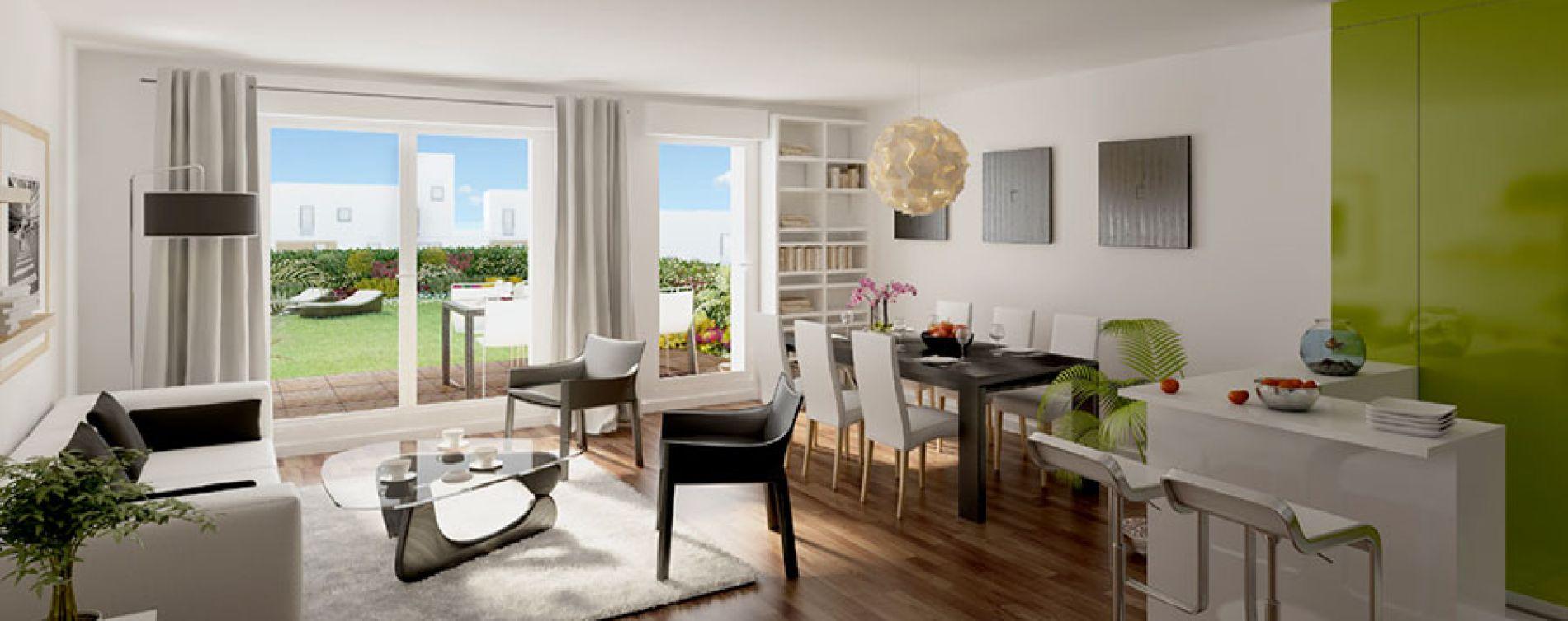 Villepinte : programme immobilier neuve « Orig'In » (3)