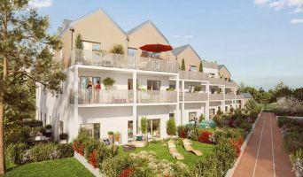 Résidence « So Parc » programme immobilier neuf en Loi Pinel à Villepinte n°2