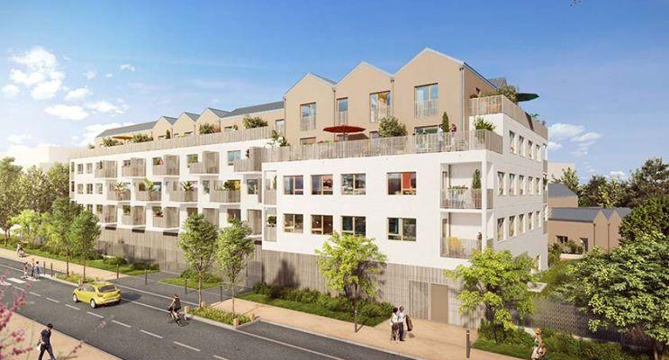 Photo du Résidence « So Parc » programme immobilier neuf en Loi Pinel à Villepinte