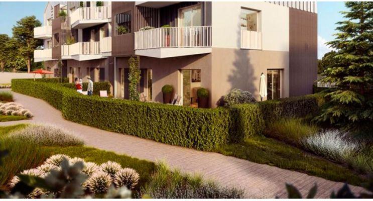 Résidence « Végétal » programme immobilier neuf en Loi Pinel à Villepinte n°2