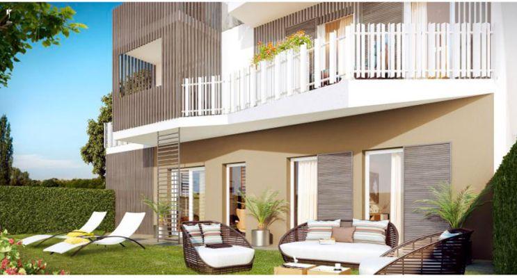 Résidence « Végétal » programme immobilier neuf en Loi Pinel à Villepinte n°3