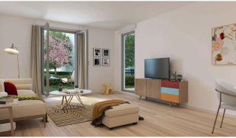 Villepinte programme immobilier neuve « Villa Ballanger »  (3)