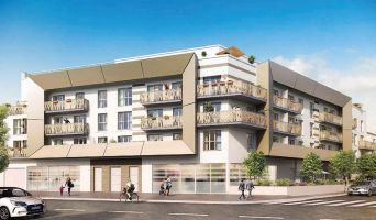 Photo du Résidence « Villa Picta » programme immobilier neuf en Loi Pinel à Villepinte