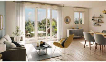 Résidence « Villa Picta » programme immobilier neuf en Loi Pinel à Villepinte n°3