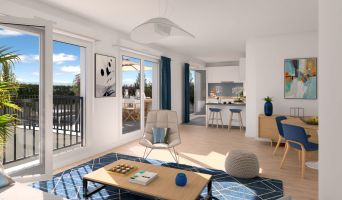 Résidence « 4 Boulevard Carnot » programme immobilier neuf en Loi Pinel à Alfortville n°3