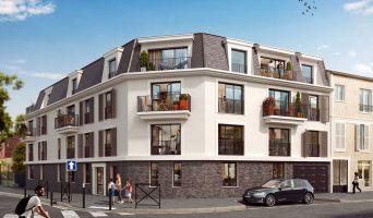Résidence « Le Clos Langlois » programme immobilier neuf en Loi Pinel à Alfortville n°1