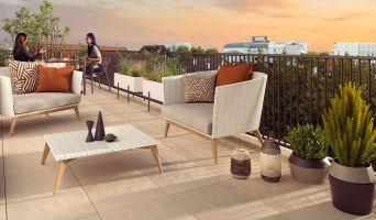 Résidence « Le Clos Langlois » programme immobilier neuf en Loi Pinel à Alfortville n°2