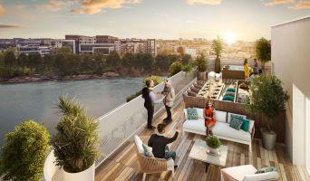 Résidence « Les Baignades » programme immobilier neuf en Loi Pinel à Alfortville n°1