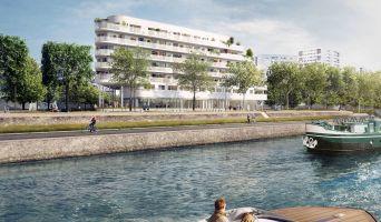 Résidence « Les Baignades » programme immobilier neuf en Loi Pinel à Alfortville n°2