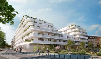 Résidence « Les Baignades » programme immobilier neuf en Loi Pinel à Alfortville n°4