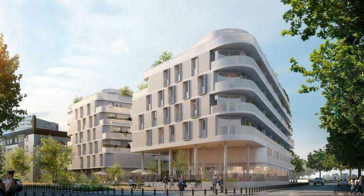 Photo n°3 du Résidence « Les Baignades » programme immobilier neuf en Loi Pinel à Alfortville