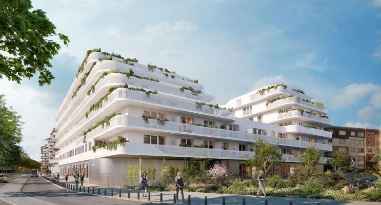 Photo n°4 du Résidence « Les Baignades » programme immobilier neuf en Loi Pinel à Alfortville