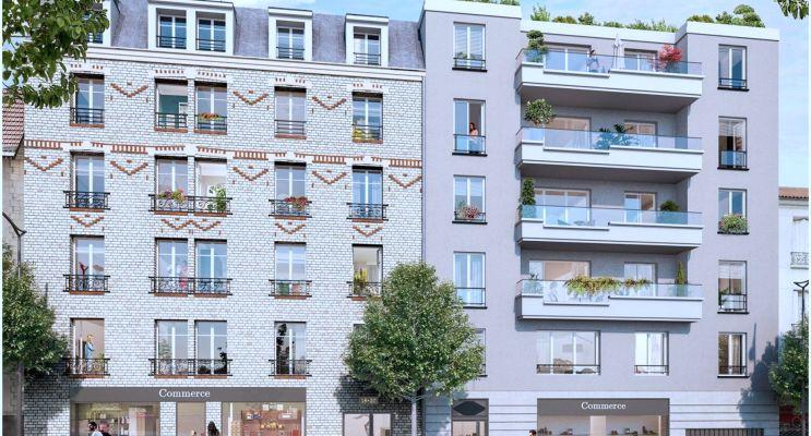 Photo du Résidence « L'Avenue » programme immobilier neuf en Loi Pinel à Arcueil