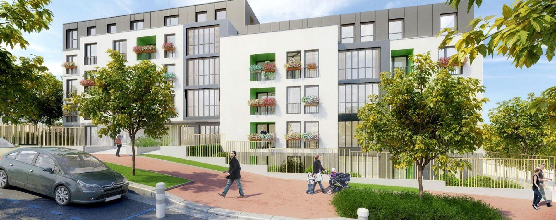 Résidence Cap Centre à Boissy-Saint-Léger