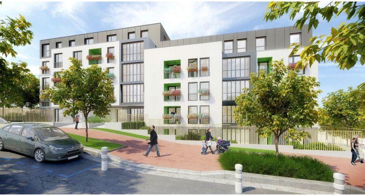 Photo du Résidence « Cap Centre » programme immobilier neuf en Nue Propriété à Boissy-Saint-Léger