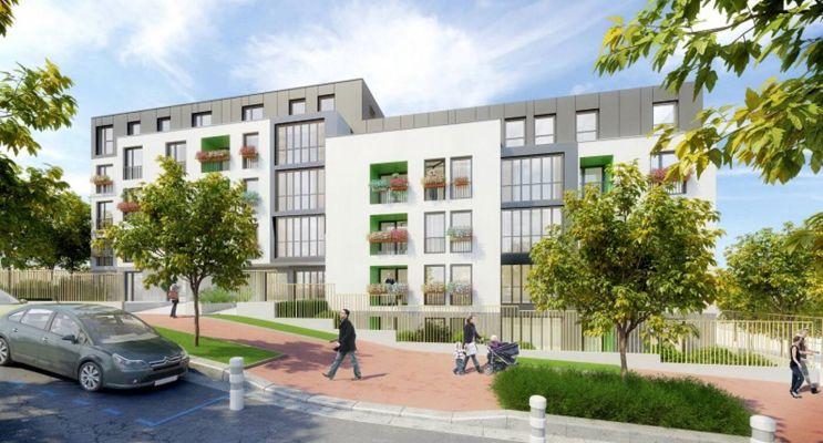 Photo du Résidence « Cap Centre » programme immobilier neuf en Loi Pinel à Boissy-Saint-Léger