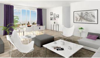 Boissy-Saint-Léger programme immobilier neuve « Inspiration » en Loi Pinel  (2)