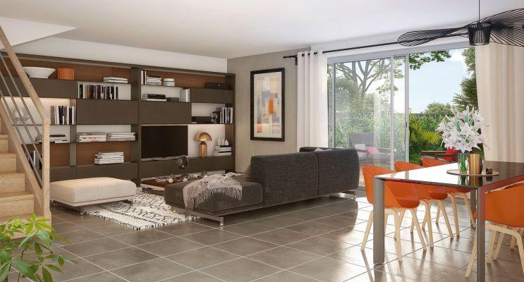 Photo du Résidence « Val des Chênes » programme immobilier neuf en Loi Pinel à Boissy-Saint-Léger
