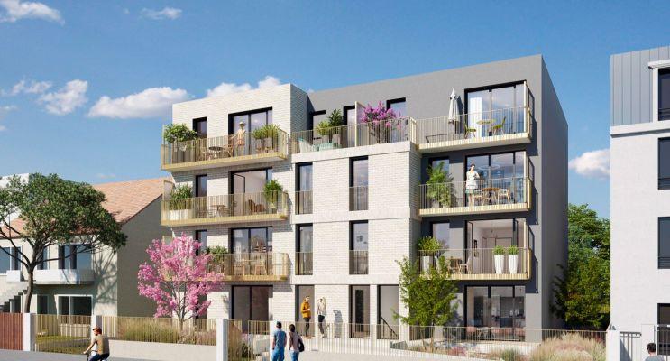 Photo du Résidence « Rivéa » programme immobilier neuf en Loi Pinel à Bry-sur-Marne