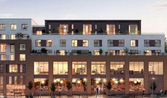 Photo du Résidence « Éclosion » programme immobilier neuf en Loi Pinel à Champigny-sur-Marne