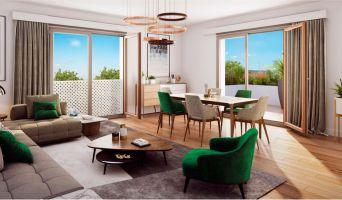 Champigny-sur-Marne programme immobilier neuve « Éclosion »  (5)