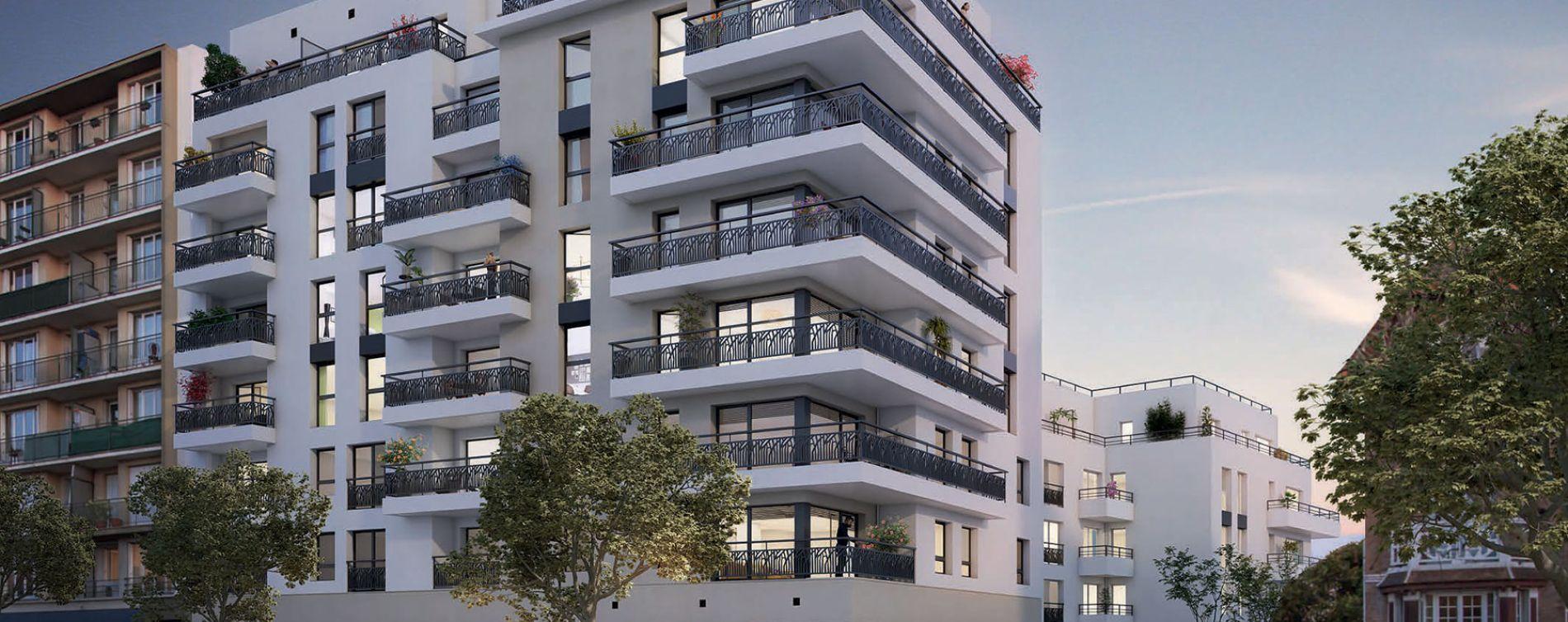 Champigny-sur-Marne : programme immobilier neuve « Programme immobilier n°218282 »