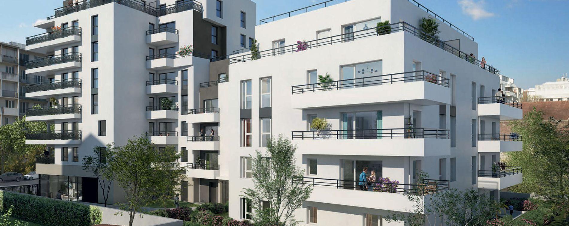 Champigny-sur-Marne : programme immobilier neuve « Programme immobilier n°218282 » (2)