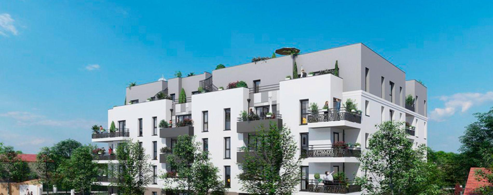 Résidence Green Park à Champigny-sur-Marne