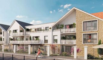 Résidence « Hestia » programme immobilier neuf en Loi Pinel à Champigny-sur-Marne n°1